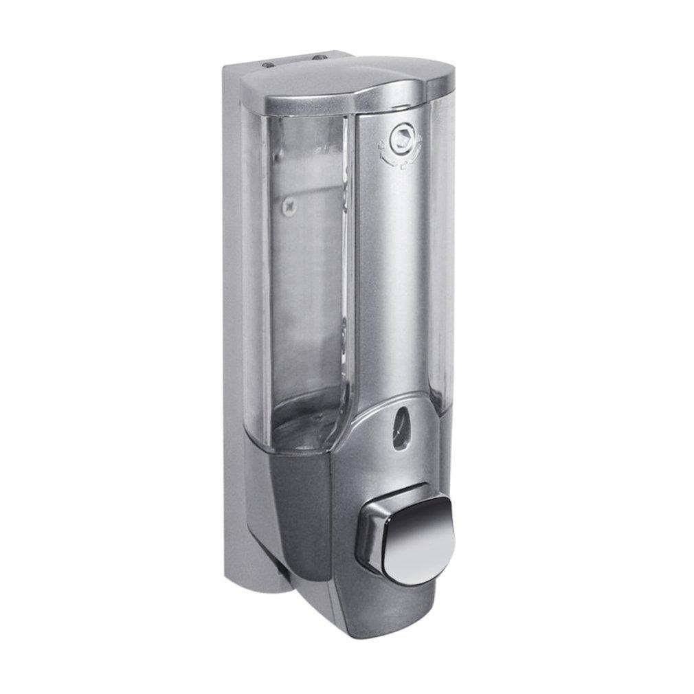 Shower Soap Dispenser ~ Bathroom shower shampoo dispenser home ml new wall