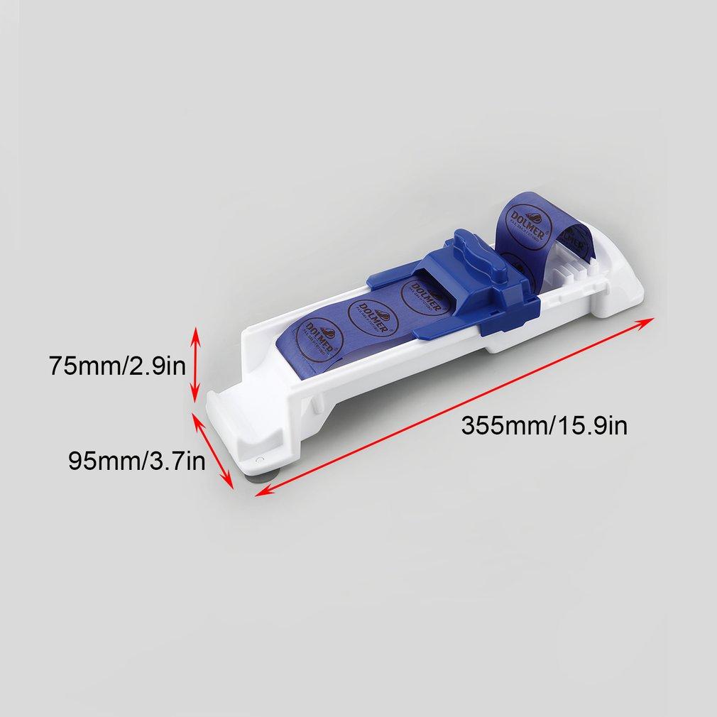 Hersteller Reis Werkzeug Gerät Heim Sushi Ausrollen Matte Paddel Pad Bamboo E4X2
