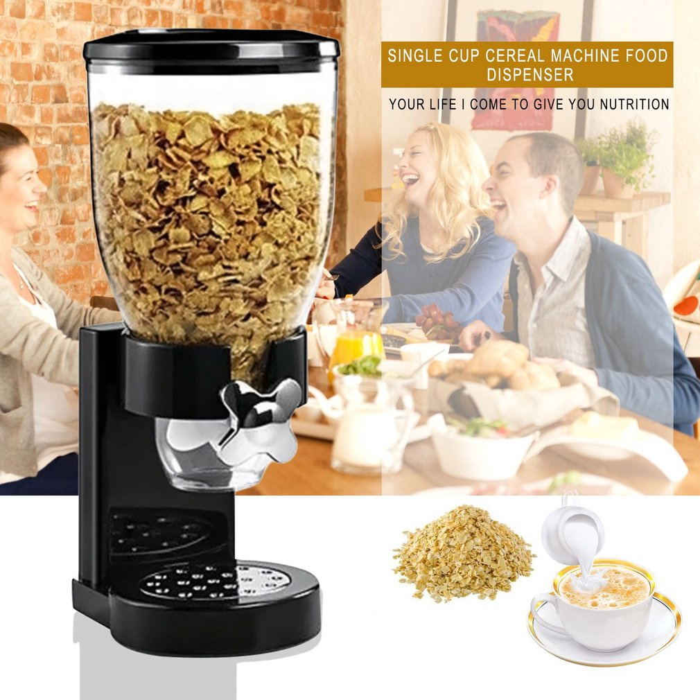 Cereal dispenser dry food storage container dispenser machine 2 cereal dispenser dry food storage container dispenser machine 2 colours mu ccuart Images