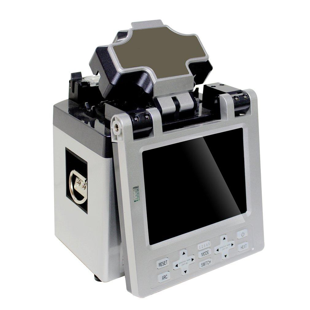 Mobile Remote Control Automatic Fusion Splicer Fiber Optic Splicing Ai 7 Intelligent Optical Machine Aw