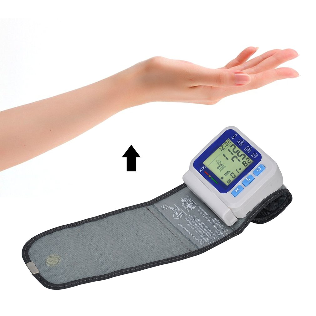 digital blood pressure monitor pdf
