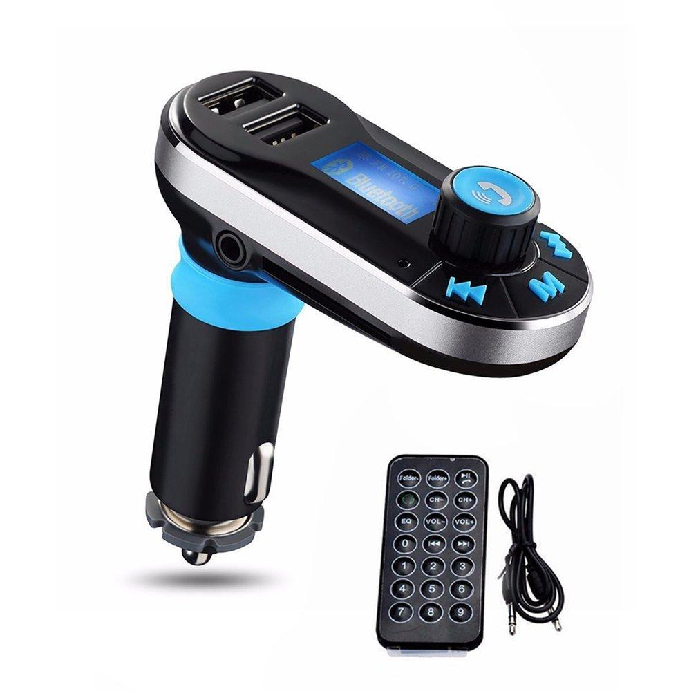 bluetooth car kit mp3 player fm transmitter wireless radio. Black Bedroom Furniture Sets. Home Design Ideas