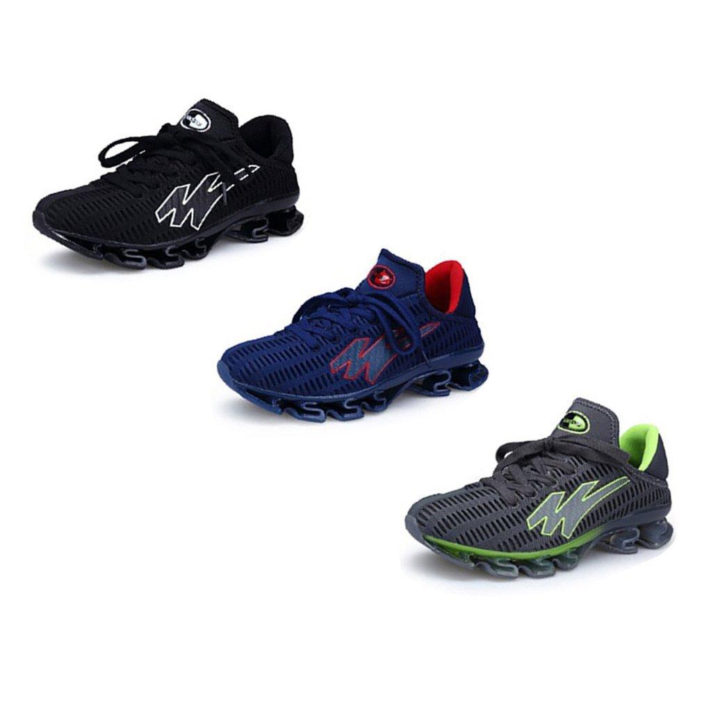 Fashionable Lightweight Men Sport Running Shoes Hollow ...