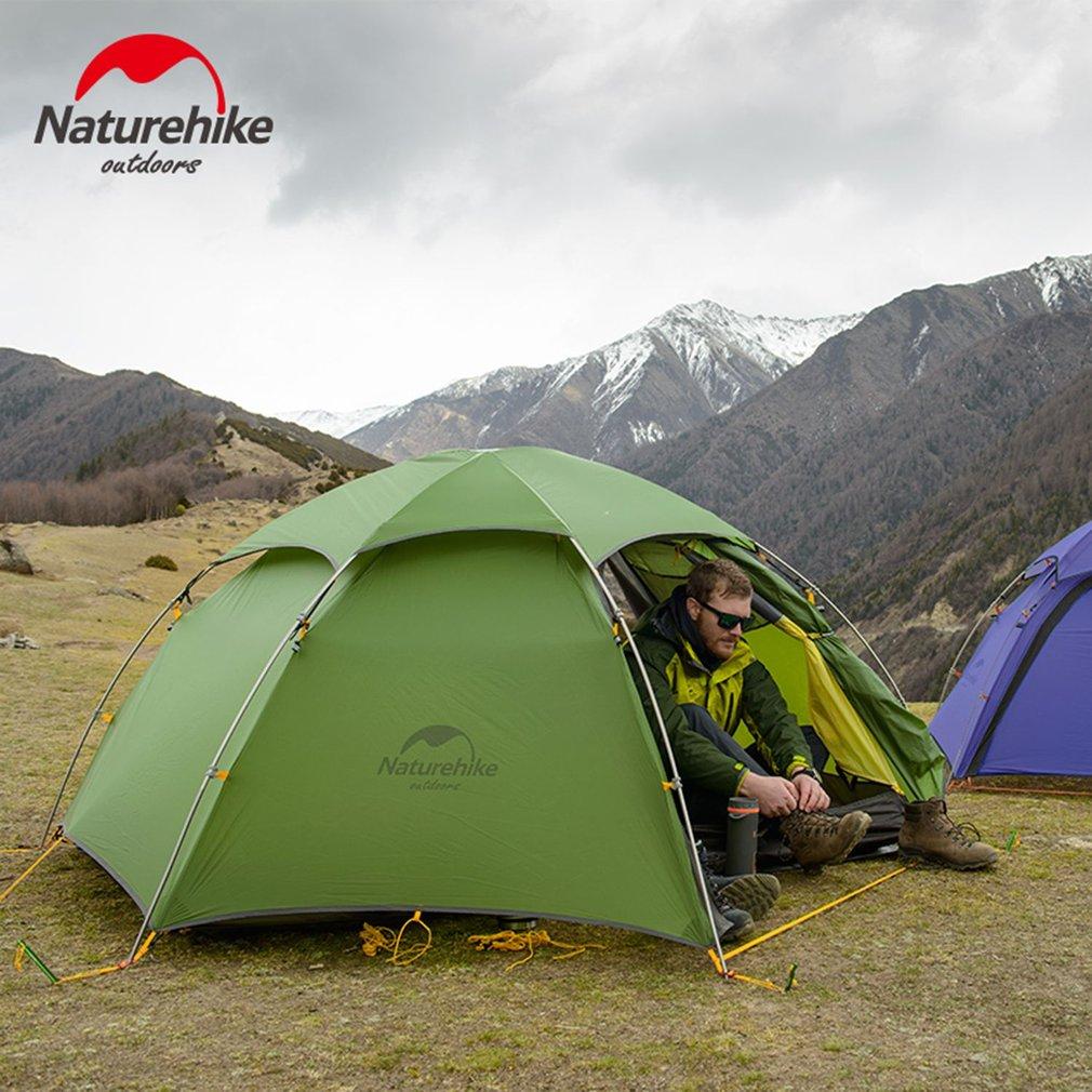 Outdoor C&ing Tent Hexagonal Ultralight 2 Person Tent Aluminum Waterproof BT & Outdoor Camping Tent Hexagonal Ultralight 2 Person Tent Aluminum ...
