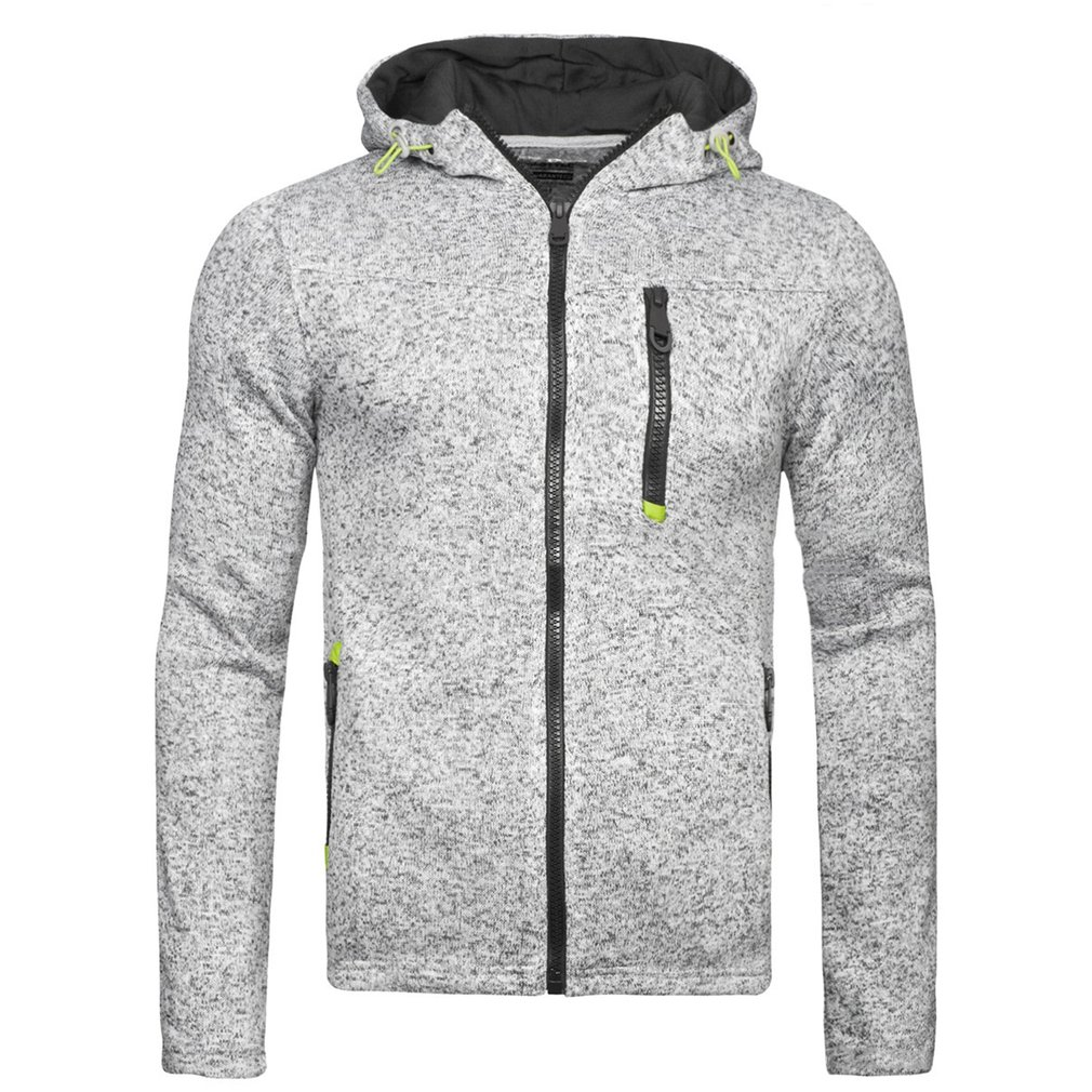 Men-Sport-Hooded-Hoodie-Hoody-Cardigan-Zipper-Coat-Jumper-Skateboard-Outwear-RA