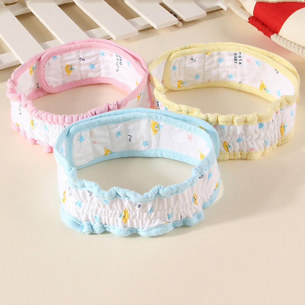 Adjustable Newborn Baby Boys Girls Nappy Diaper Fixed Belt Cotton Soft Elastic