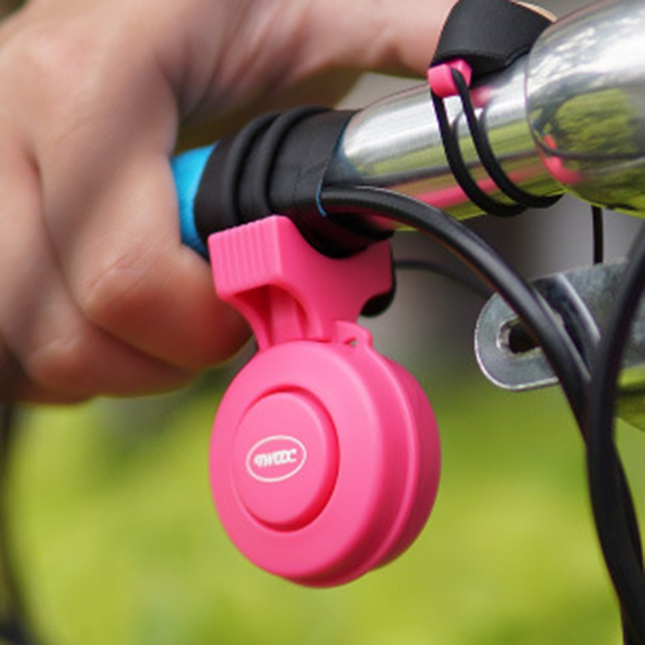 4 Color Bike Bicycle Handle Ring Cycling Handlebar Bell Rolling Sound Alarm Safe