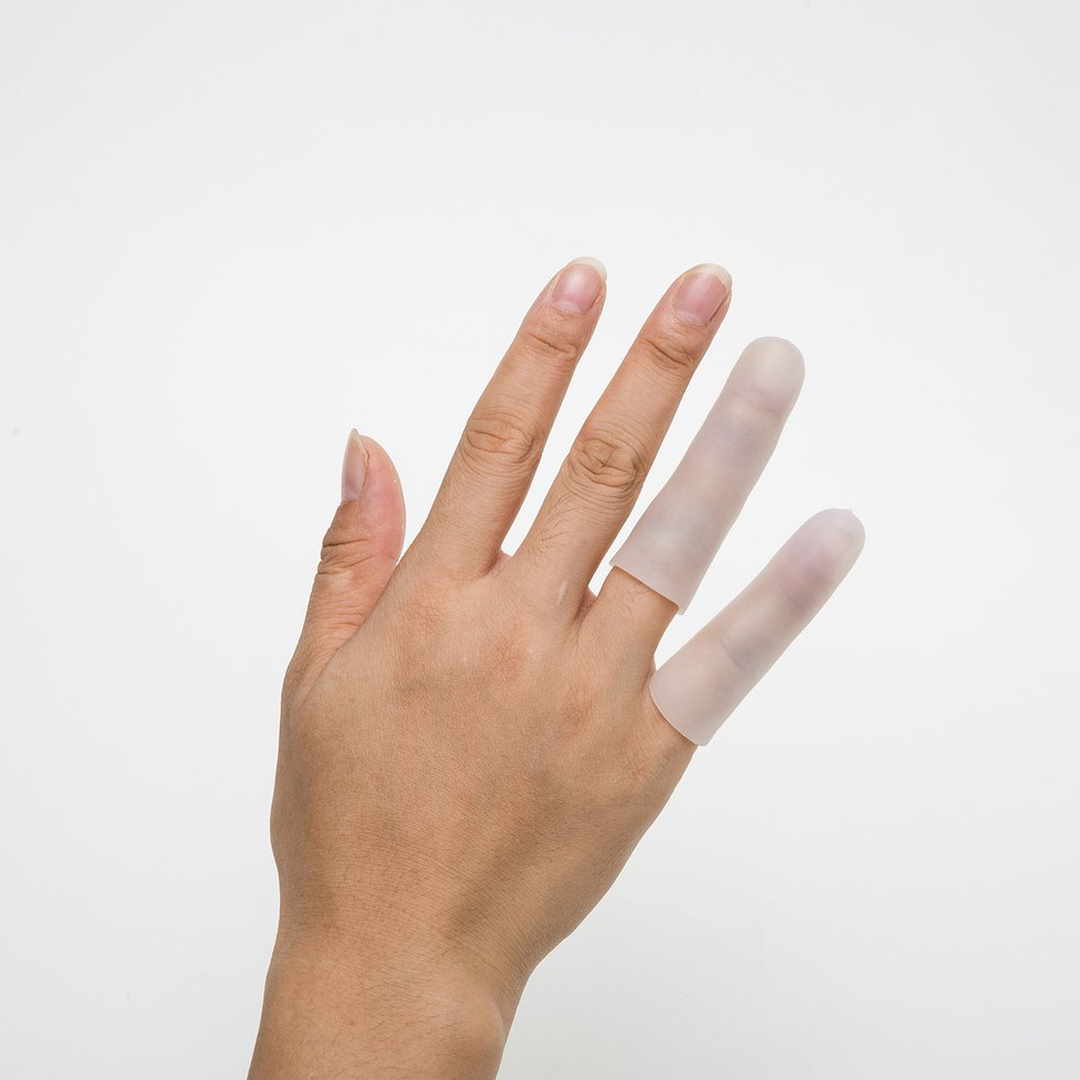 protector Silicone finger