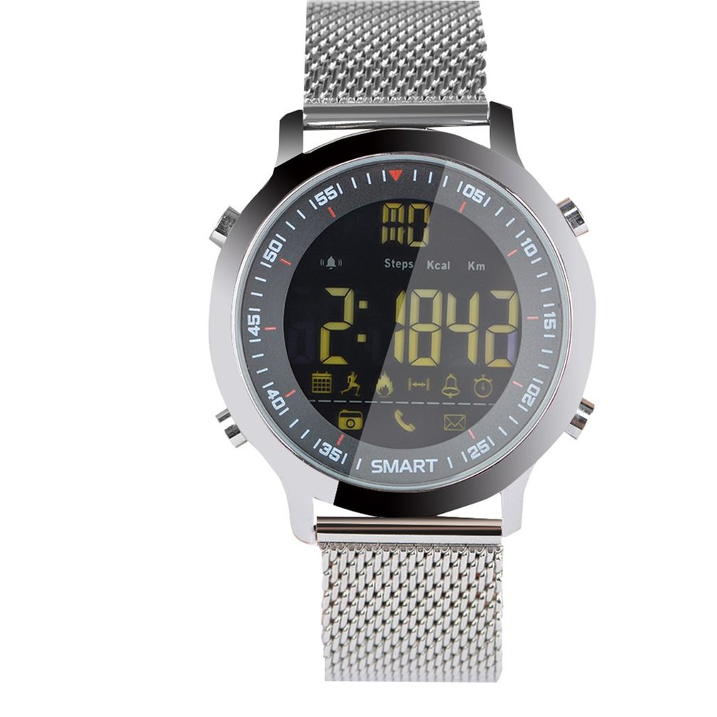 Bluetooth-EX18-IP67-Waterproof-Smart-Watch-Pedometer-Sport-For-Android-iOS-IB