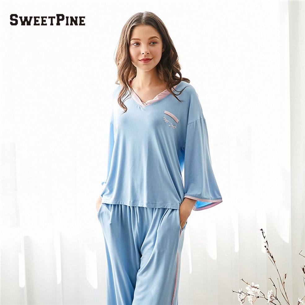 comforter jogger womens pajamas fashion lounge cozy best cute for spring sleepwear set gray s comfortable women in thirdlove