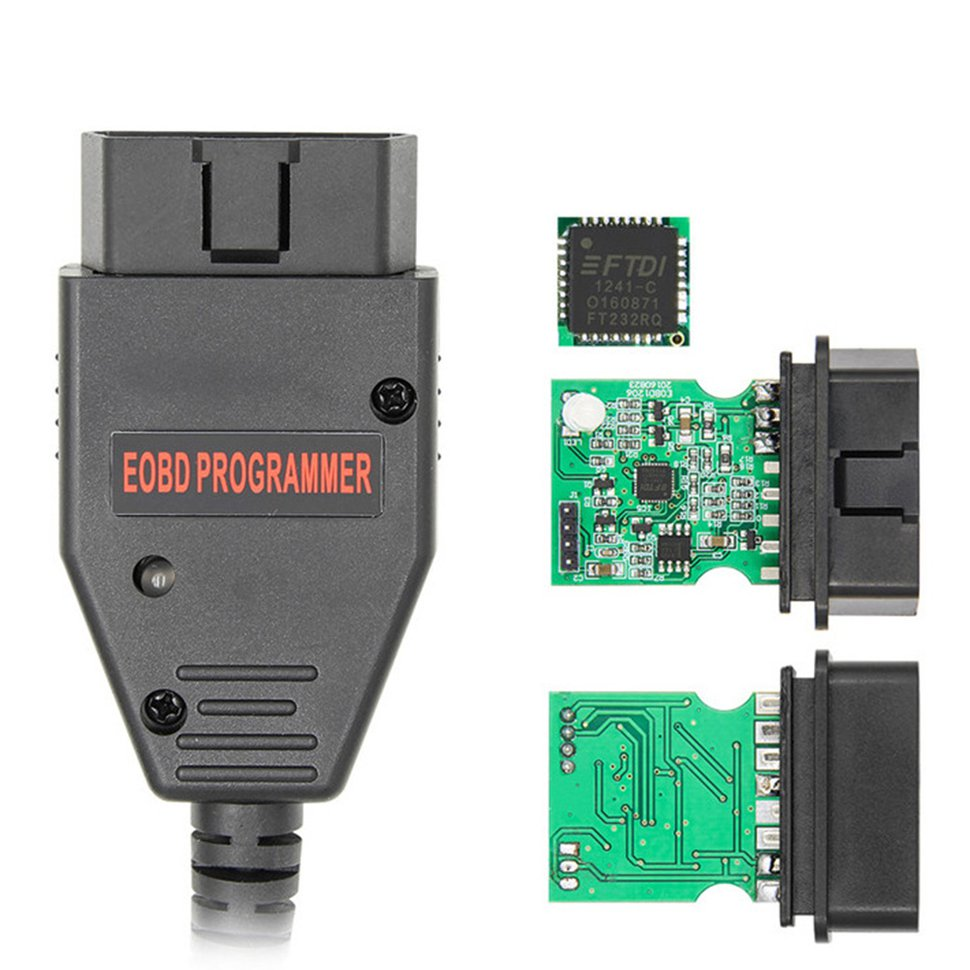 Details about Galletto 1260 Obd2 Eobd Ecu Auto Chip Tuning Remap Flasher  Scan Tool M~