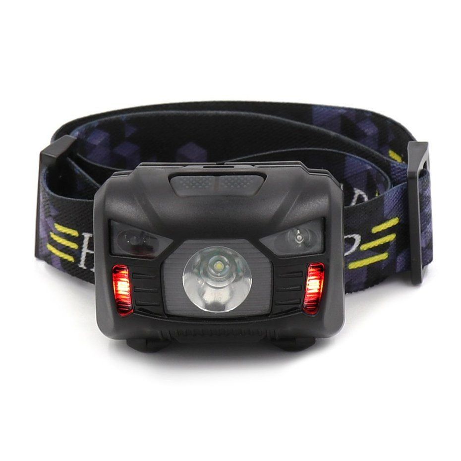 Torch Camping S1 Détails Usb Led Headlight Head Ce Induction Headlamp Sur Rechargeable Lamp UzMSVGqp