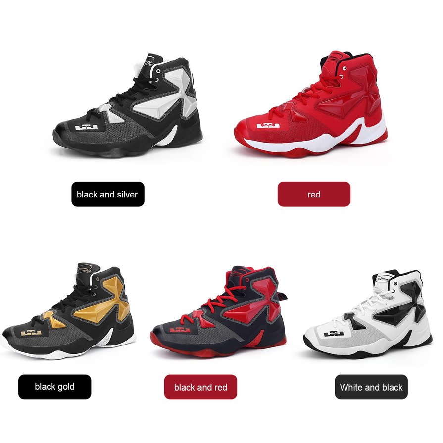 709222d14437 HM63020 Front Lace-up Basketball Shoes Wearable and Anti-slip Soccer Shoes  XP
