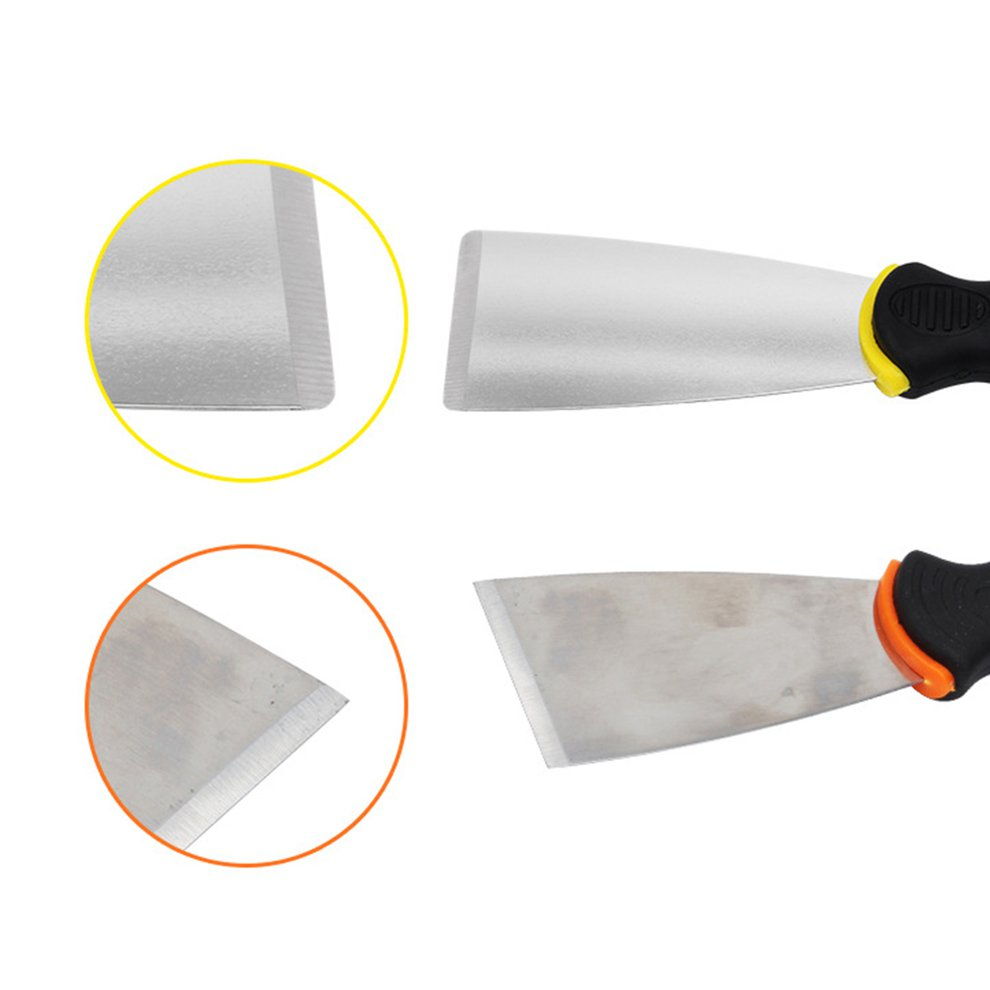 3D Printer Accessories Shovel Removal Tool Rubber Handel Stainless Steel Spatula