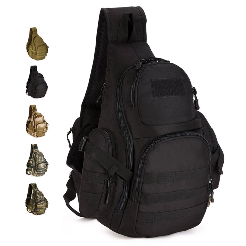 5bf76c7c75 1 x Tactical Chest Bag Notes  1.Due to the difference between different  monitors