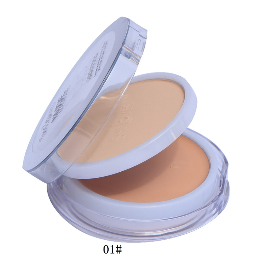 5507684692654b Smooth AND Dry Concealer Oil Control Loose Face Powder Makeup Face ...