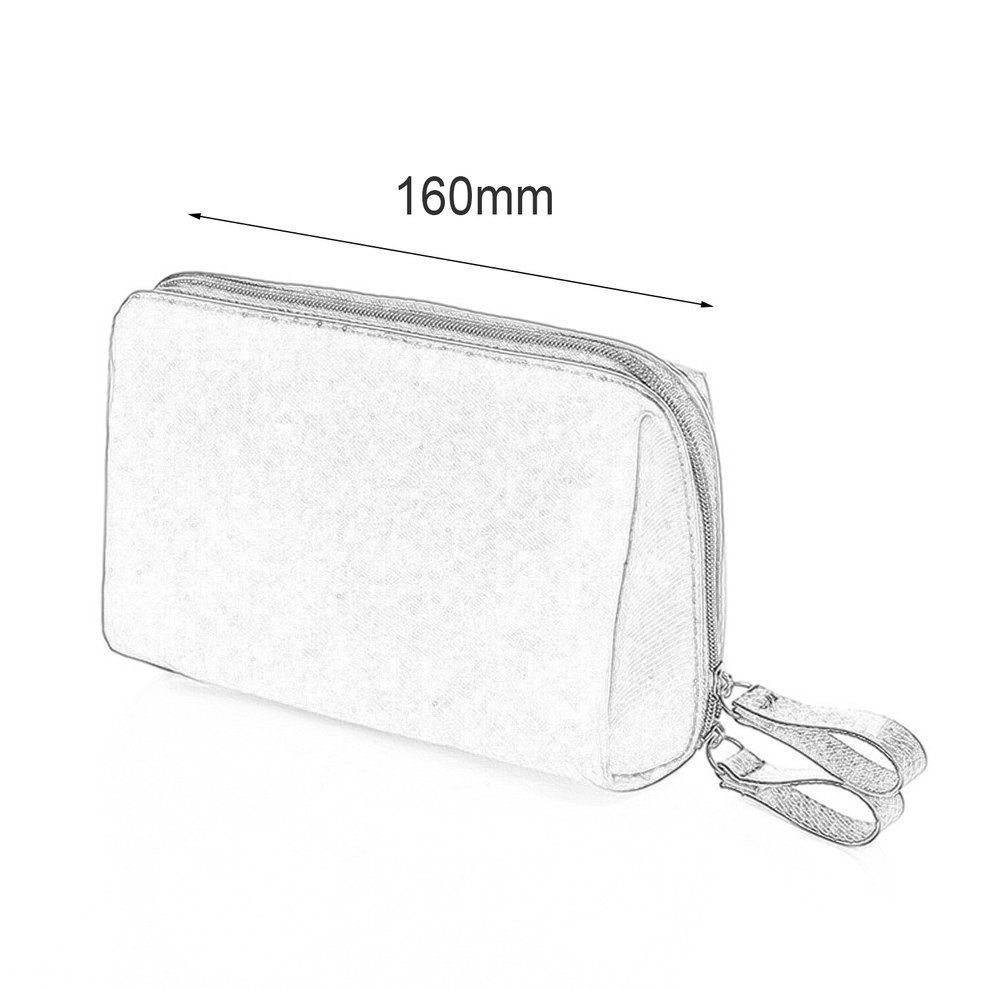 82e215e37cd3 Women Nylon Makeup Bag Cosmetics Pouchs For Travel Ladies Pouch ...