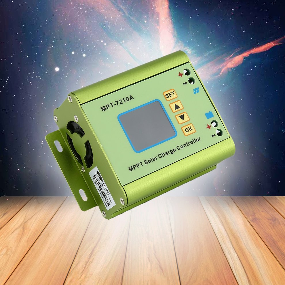 Lcd Mppt Solar Regulator Charge Controller 24 36 48 60 72v Boost Mpt Specifics 1 X