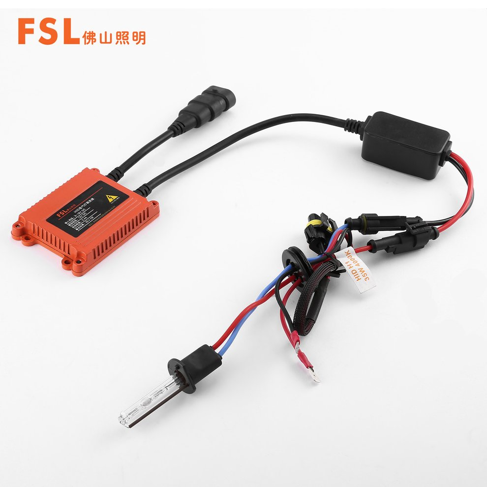 Super Bright Hid Xenon Lamp Car Light 12v 35w Conversion Kit Creating An Ballast With Constant Power Control Item Specifics