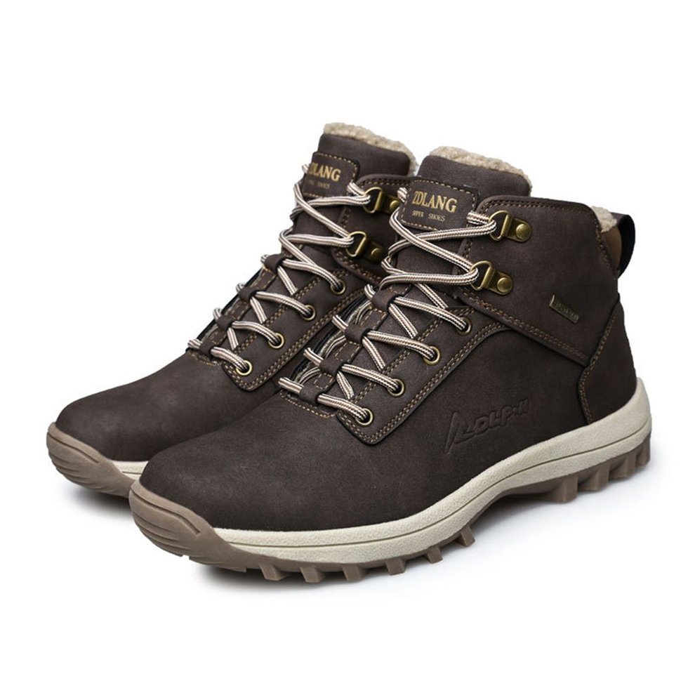 Winter keep warm thickened men outdoor hiking shoes cotton climbing sneakers xp ebay - Keep mites away backyard hiking ...