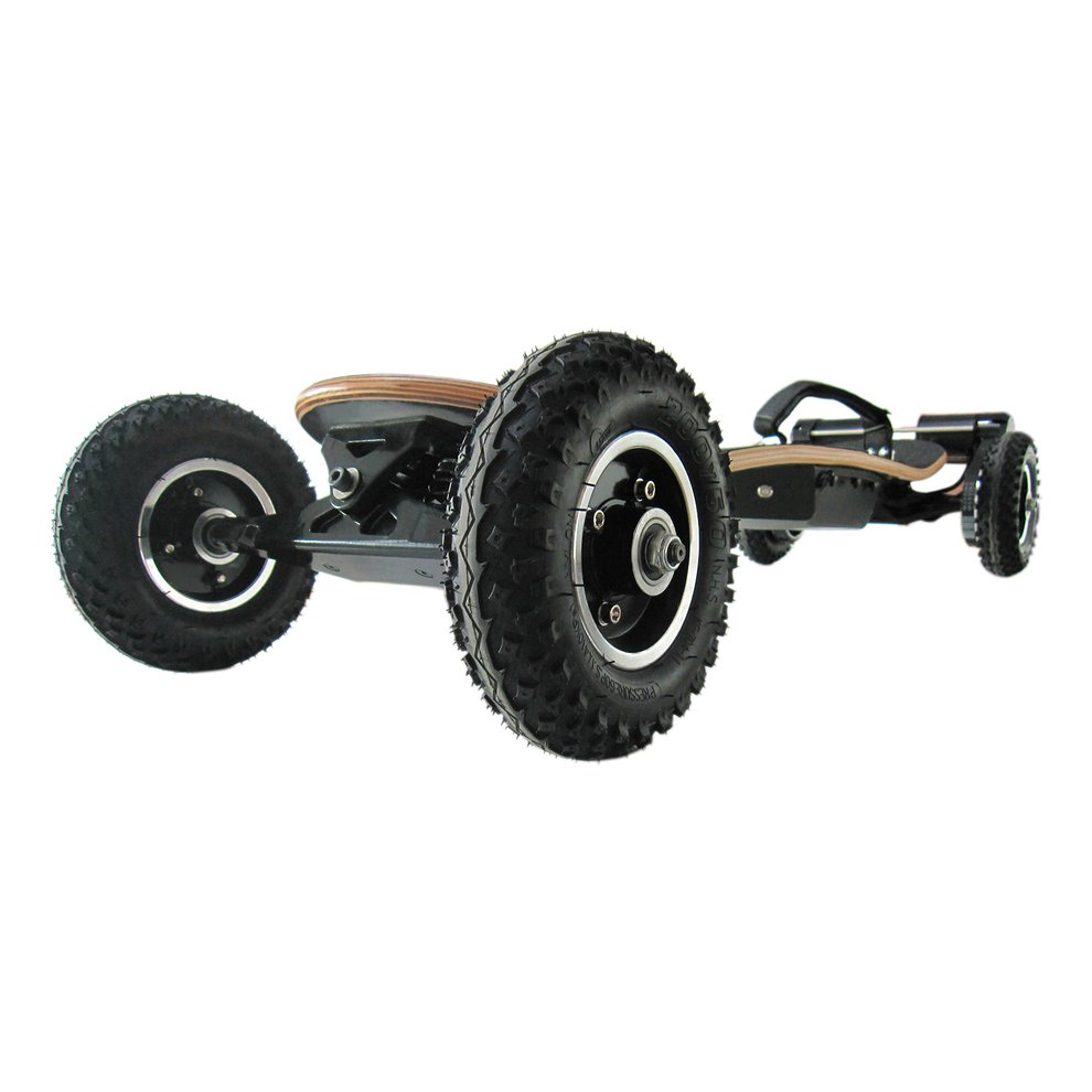 H2C 2 x 800W Brushless Motors 4-wheel Electric Skateboard